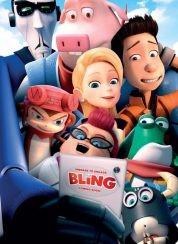 En Süper Kahramanlar – Bling HD izle Türkçe Dublaj 2016 Animasyon Filmi