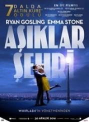 Aşıklar Şehri La La Land Full HD izle Oscar Odullu