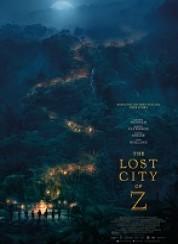 Kayıp Şehir Z FullHD izle