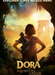 Dora ve Kayıp Altın Şehri Full HD İzle