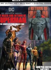 Supermanin Ölümü ve Dönüşü Full HD İzle